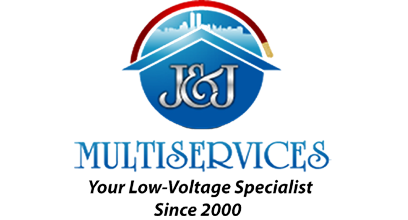 J & J Multiservices Logo